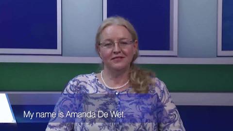 Amanda De Wet